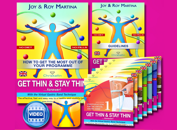 Get Thin & Stay Thin Joy Roy Martina